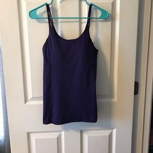 Athleta support workout top